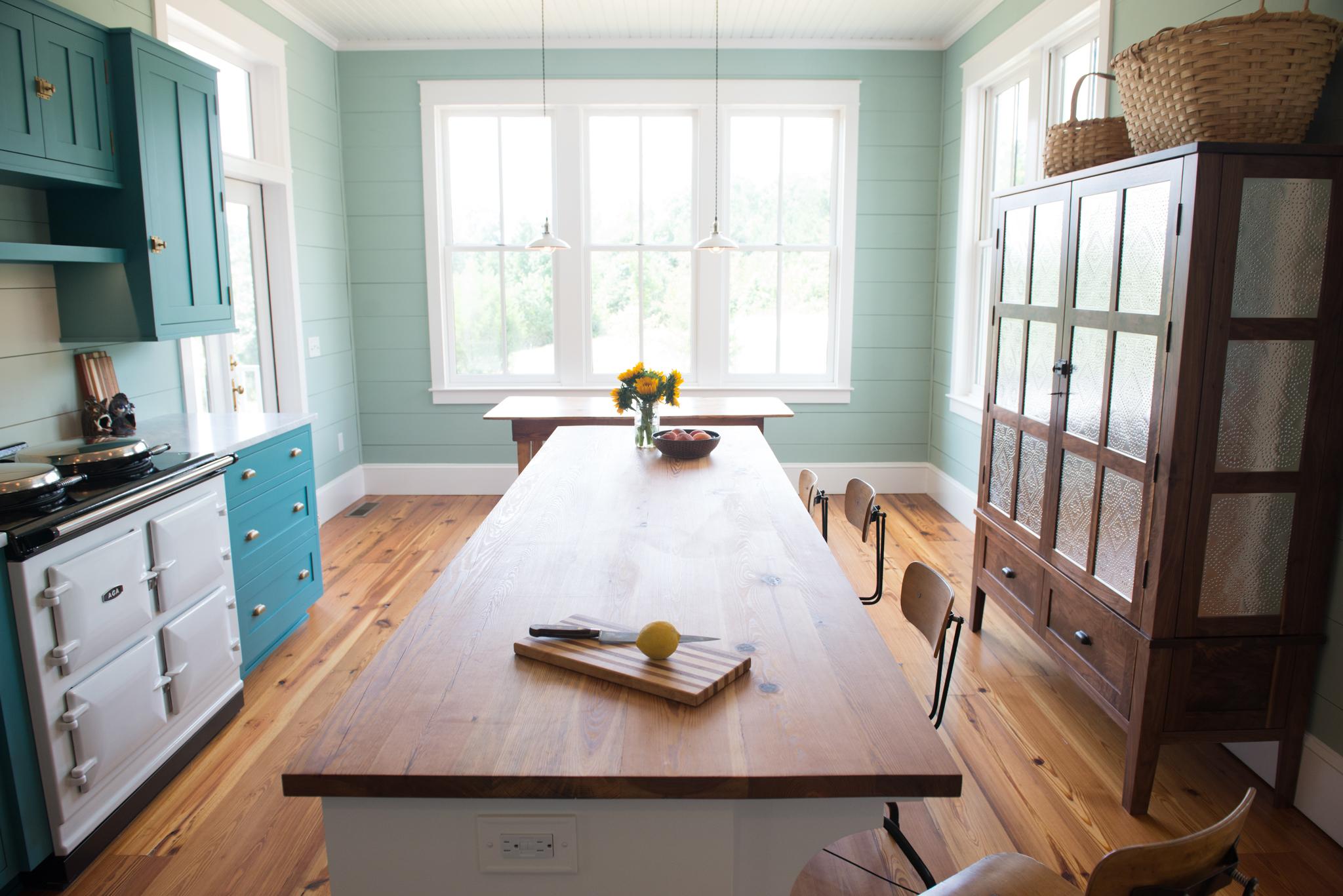 Craftsman Kitchen | Salem Woodworks