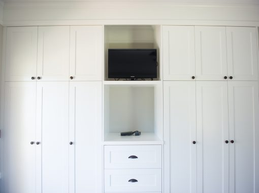 Hand-Crafted Cabinetry